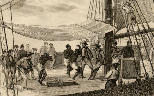Colombus beskrev hængekøjens anvendelse fra sine rejseberetninger.