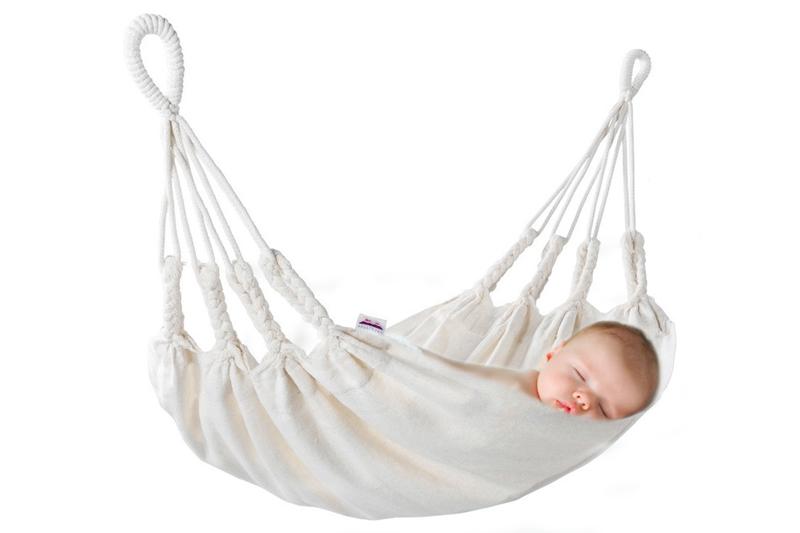 Sovende Baby i hængekøje | babyhængekøje