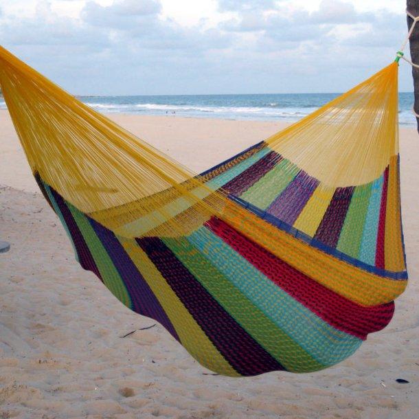 Hængekøje i Net med Super Special Komfort