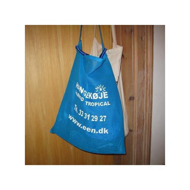 Opbevaringspose til mexicanske hængekøjer