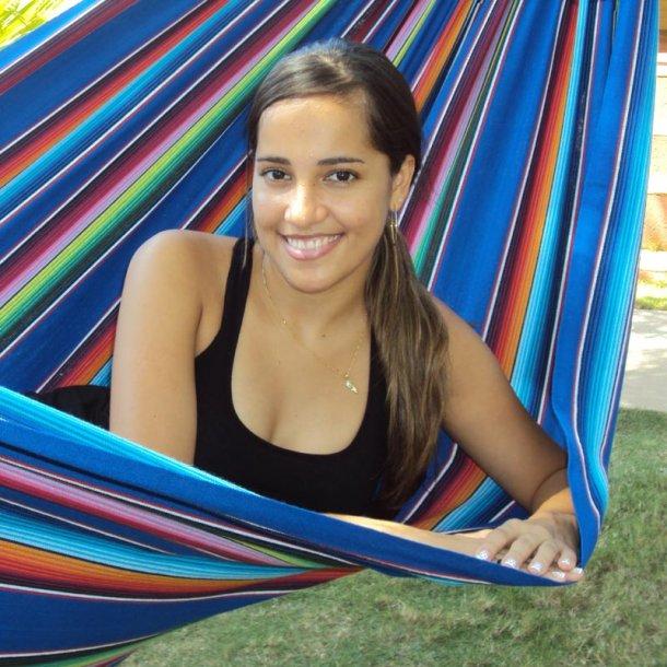 Inka hængekøje. Formosa hængekøjer god til leg