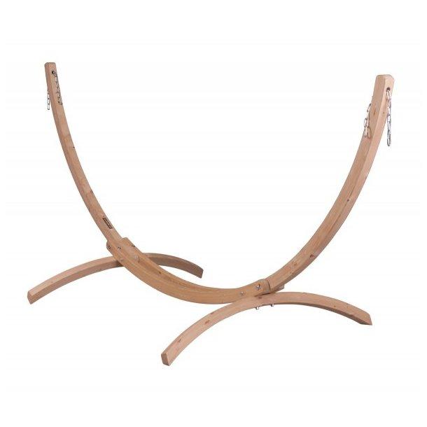 Hængekøjestativ i træ til hængekøjer i medium size