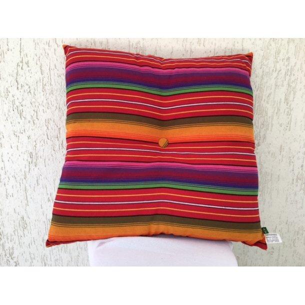 Pillow Alegro i GuatemalaMix stof 60 x 60 cm