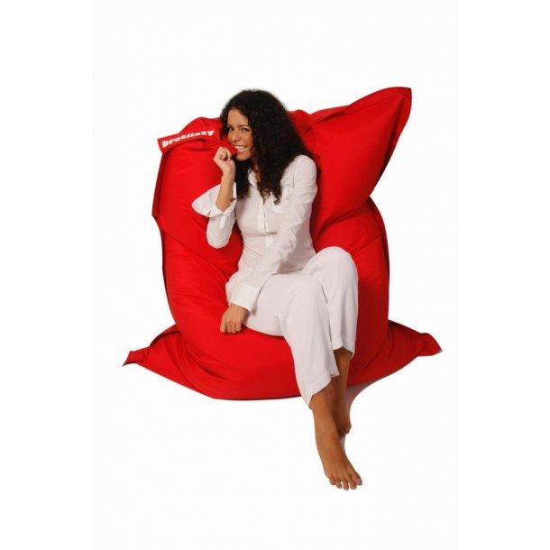 Brasilazy sækkestol rød