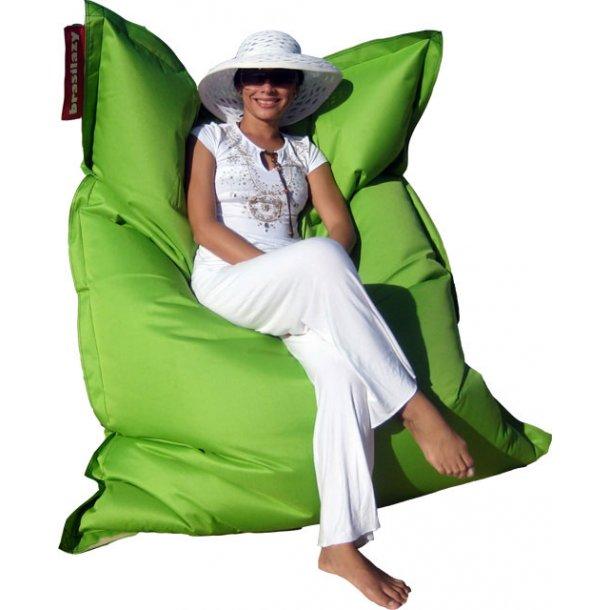 Sækkestol limegrøn
