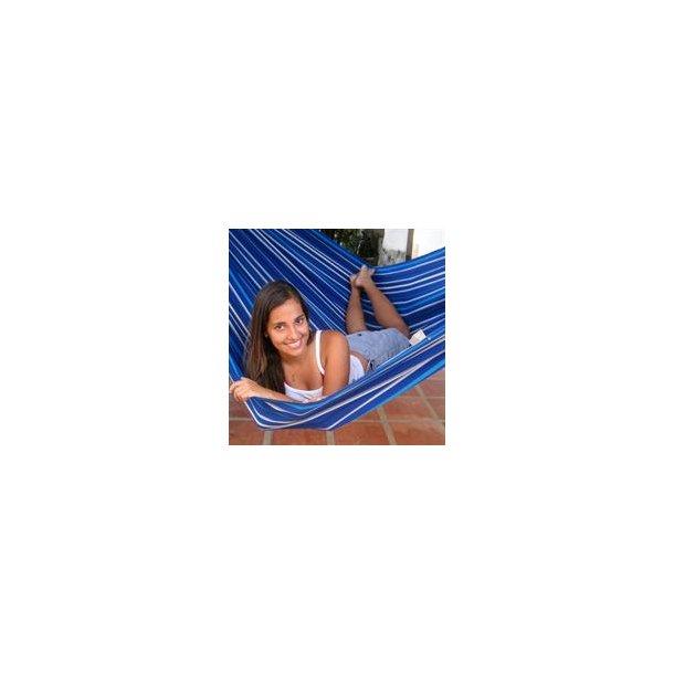 Hængekøje til båd | Blåmix hængekøjen til sejlbåd